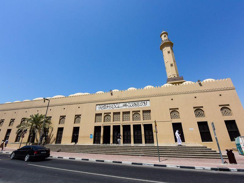 Bur Dubai Grand Mosque-1601562673389
