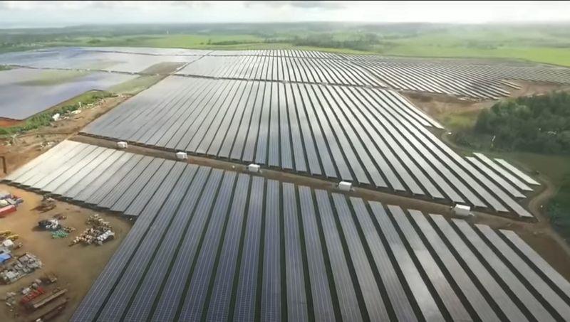 Cadiz solar Philippines