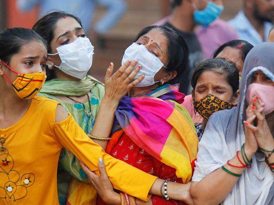 Coronavirus India