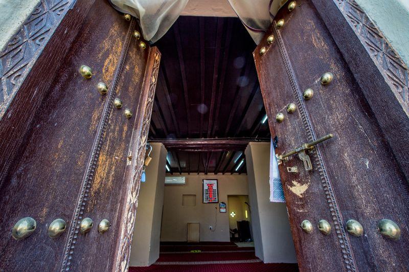 Falaj Al Mualla Fort Mosque 1-1601562676749
