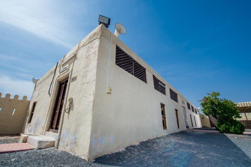 Falaj Al Mualla Fort Mosque 5-1601562683023