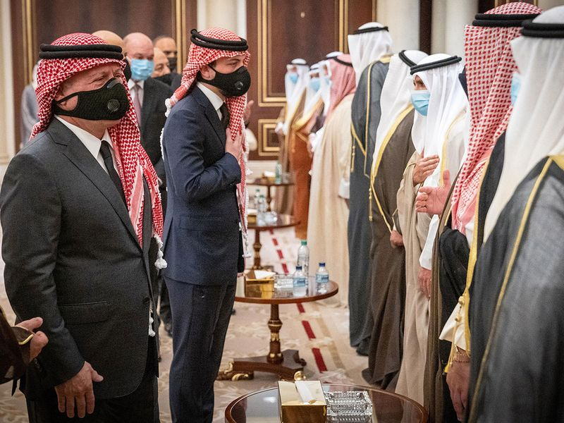 King Abdullah of Jordon