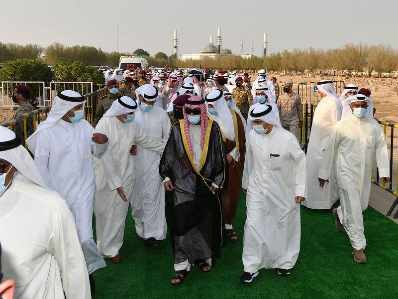 Kuwait Funeral