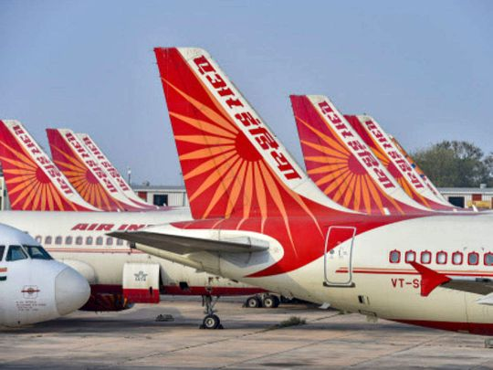 Stock Air India- airlines