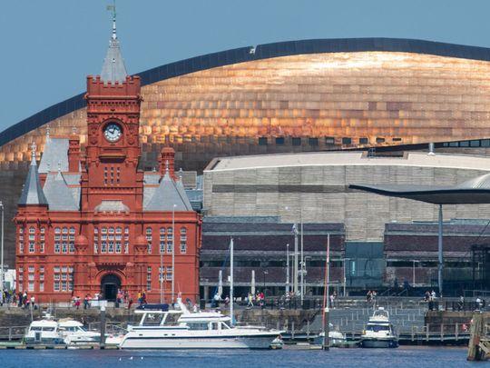 Wales Welsh parliament
