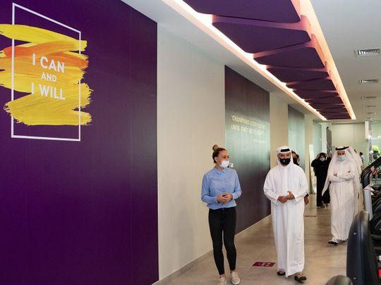 Dubai: The 'FBMA 10 Million Step Challenge' kicked off on Thursday