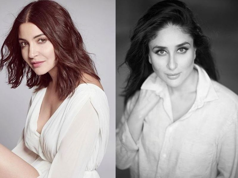 Anushka Sharma and Kareena Kapoor