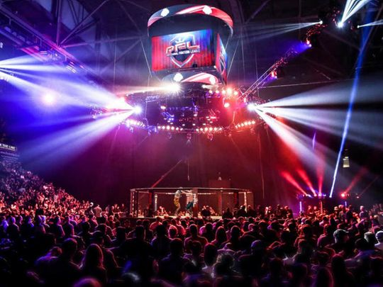 The Professional Fighters League