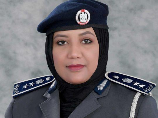 Colonel Thuraya Ali Al Hashimi