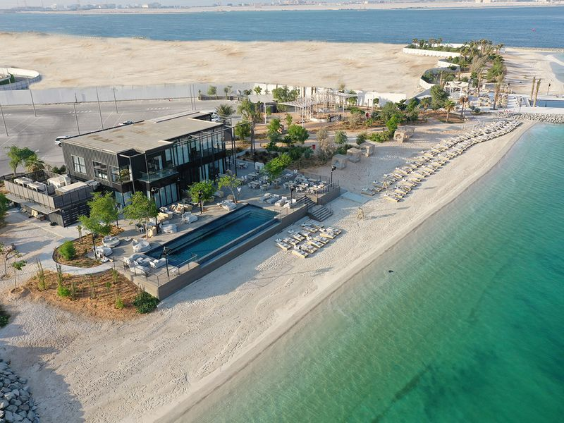 Cove Beach Abu Dhabi