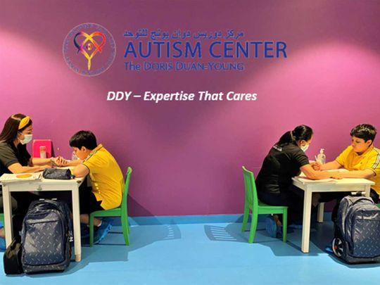 Doris Duan Young Autism Centre for web