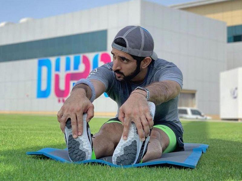Hamdan in DFC