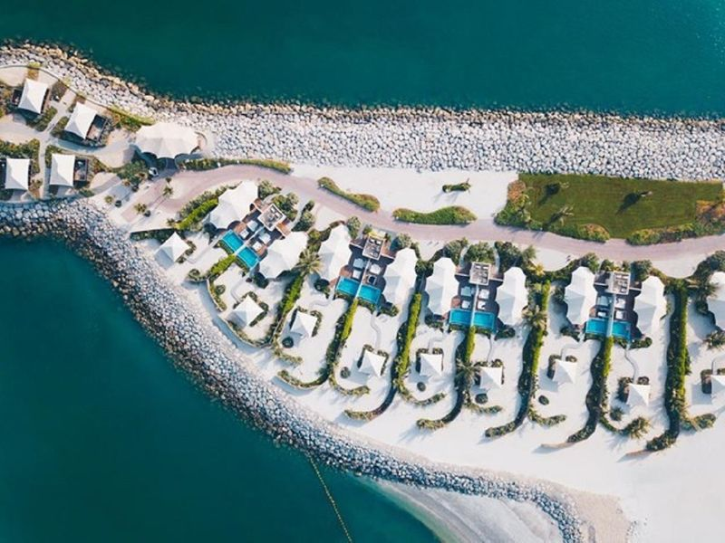 Ritz Carlton Al Hamra Beach Ras Al Khaimah RAK