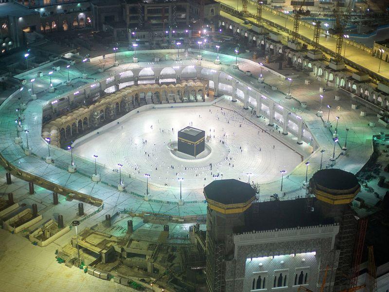Saudi Mecca