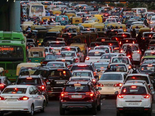 auto congestion