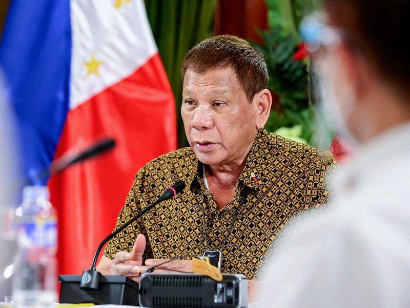 20201005 philippines president duterte