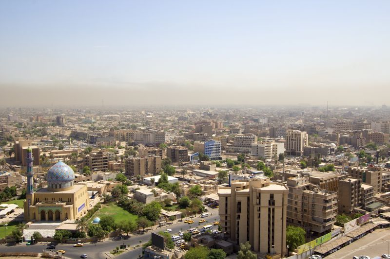 Baghdad, Iraq generic
