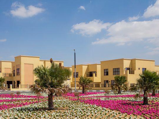 Nad Al Sheba villas, Nakheel