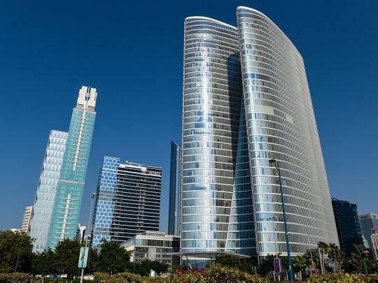 STOCK ADIA Abu Dhabi Investment Authority
