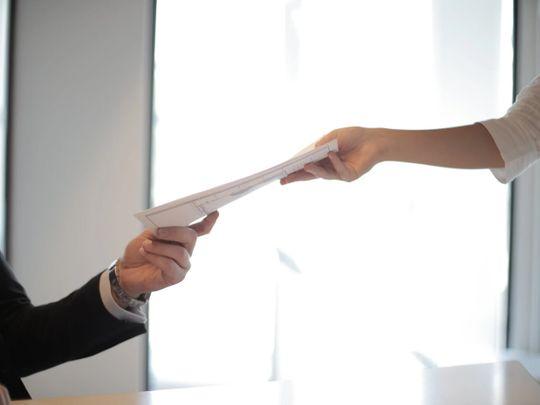 Temporary work permit