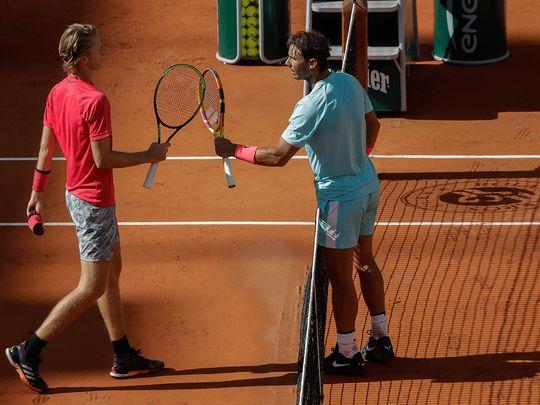 Tennis - Nadal