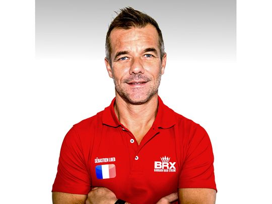 Sebastien Loeb is joining Bahrain Raid Xtreme team