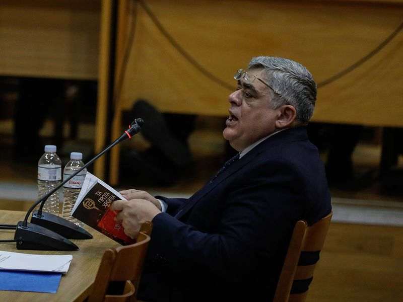 20201007 Nikos Michaloliakos