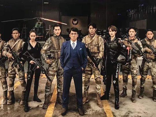 Jackie Chan in Vanguard 1-1602056943851