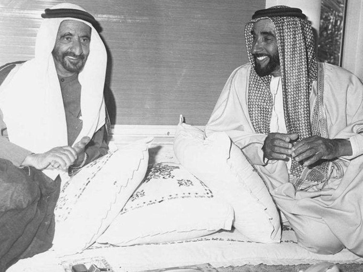 Sheikh Rashid bin Saeed