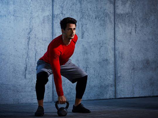 Dubai Health Authority hip exercises Adam Fulat
