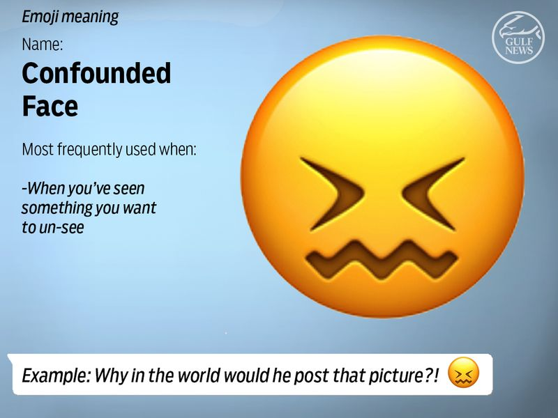 Emojis and what they mean