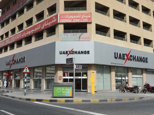 UAE Exchange