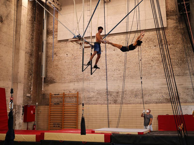 Circus School gallery