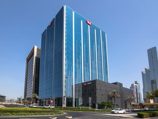 HSBC Tower Dubai