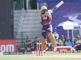 Shubman Gill of Kolkata Knight Riders