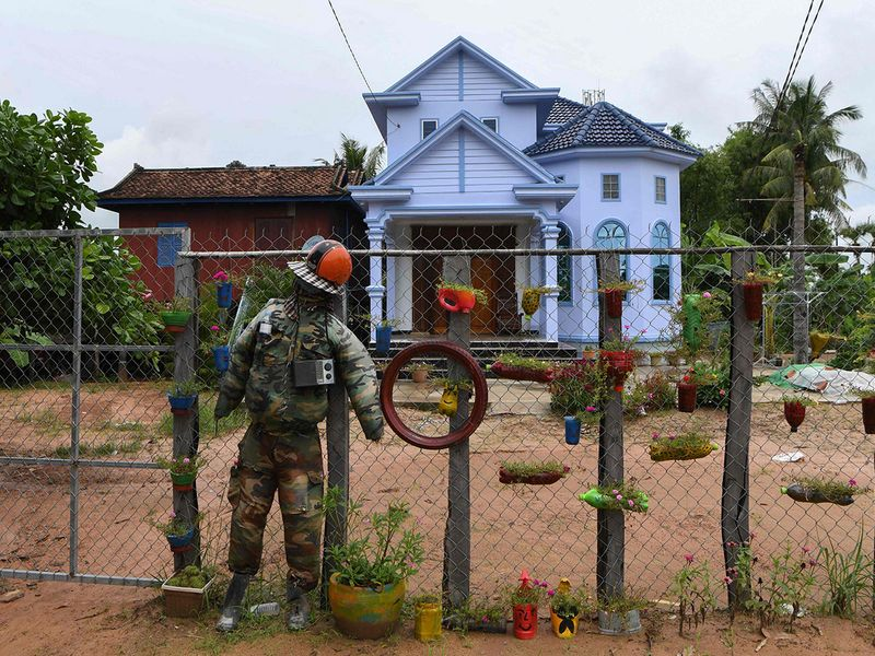 Scarecrow gallery