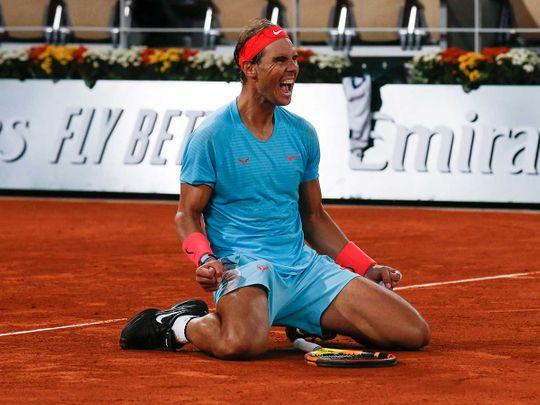 Spain's Rafael Nadal