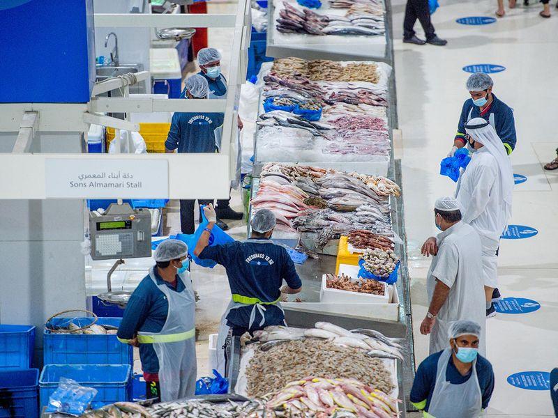 Waterfront Fish Market