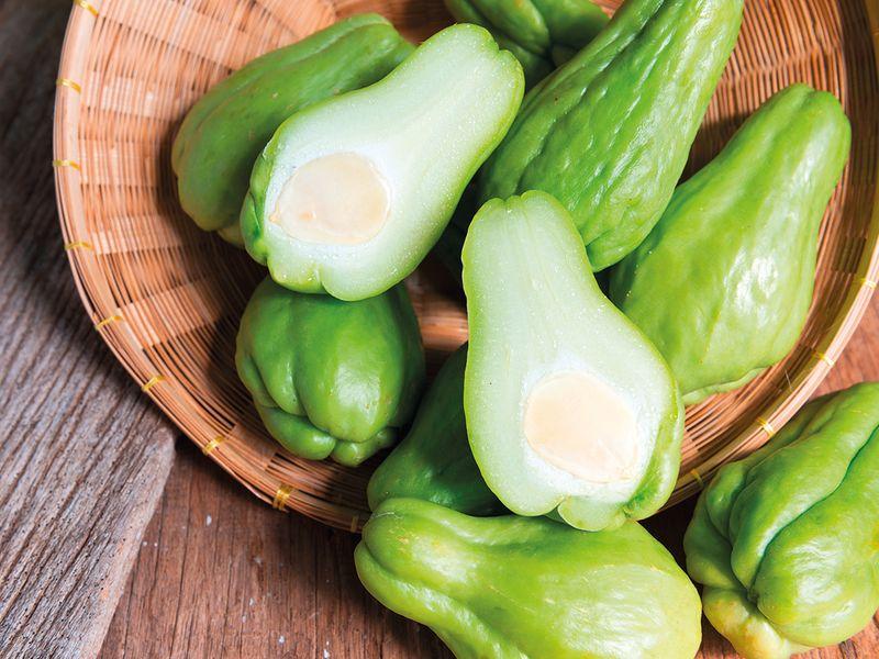 Dubai Health Authority 7 new health foods to try Chayote