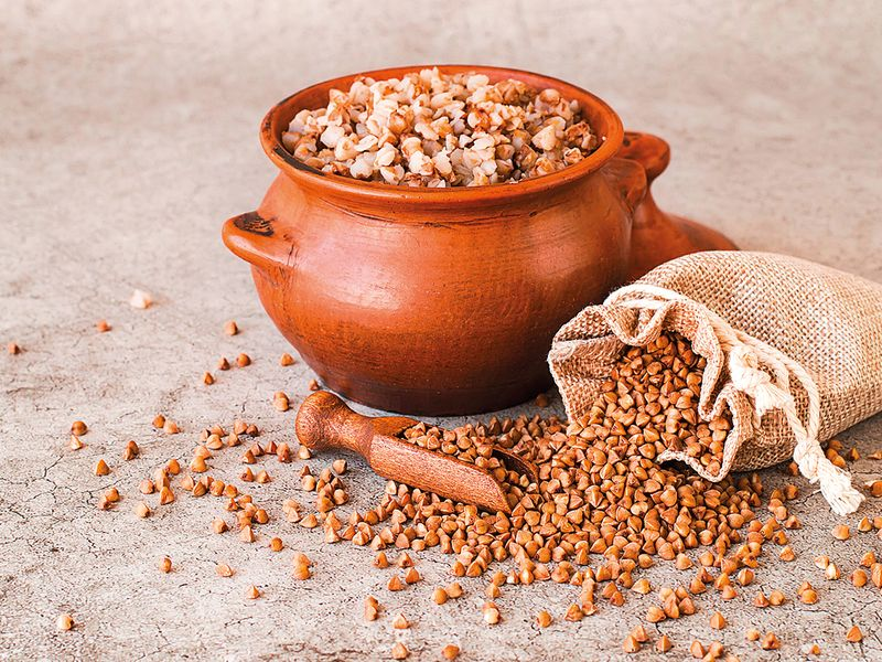 Dubai Health Authority 7 new health foods to try buckwheat