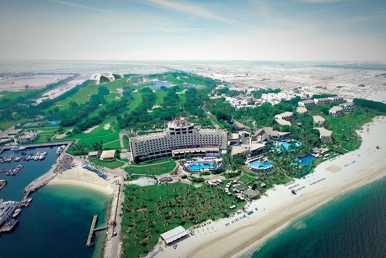 Jebel Ali Resorts