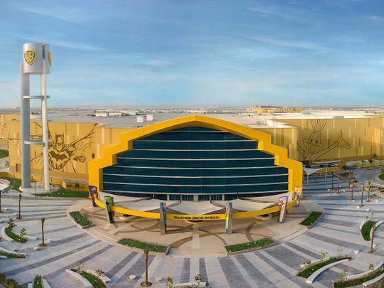 SOLAR WARNER ABU DHABI
