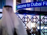 Stock DFM Dubai stock market traders