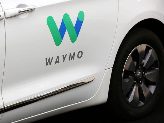 auto waymo
