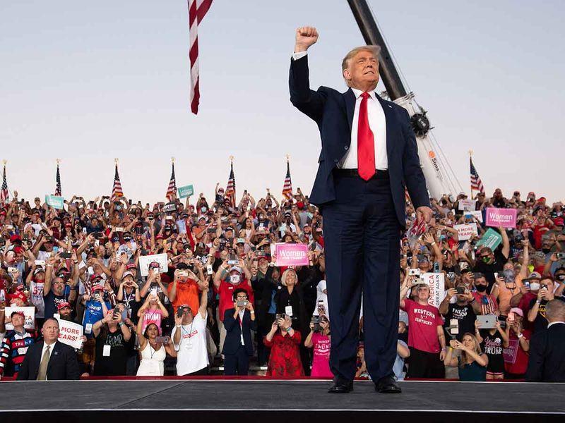 20201013 trump campaign