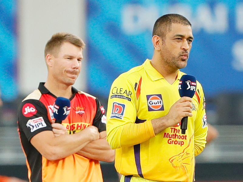 Captain of Chennai Super Kings MS Dhoni