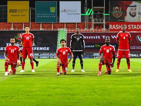 Football-UAE