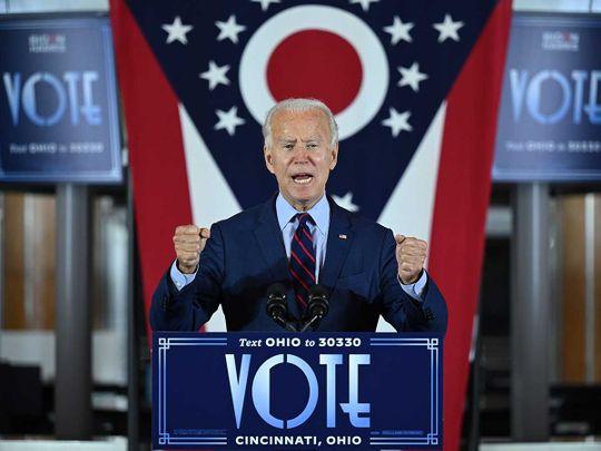 Joe Biden Ohio