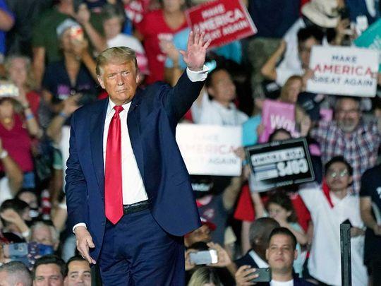 President Donald Trump  Florida