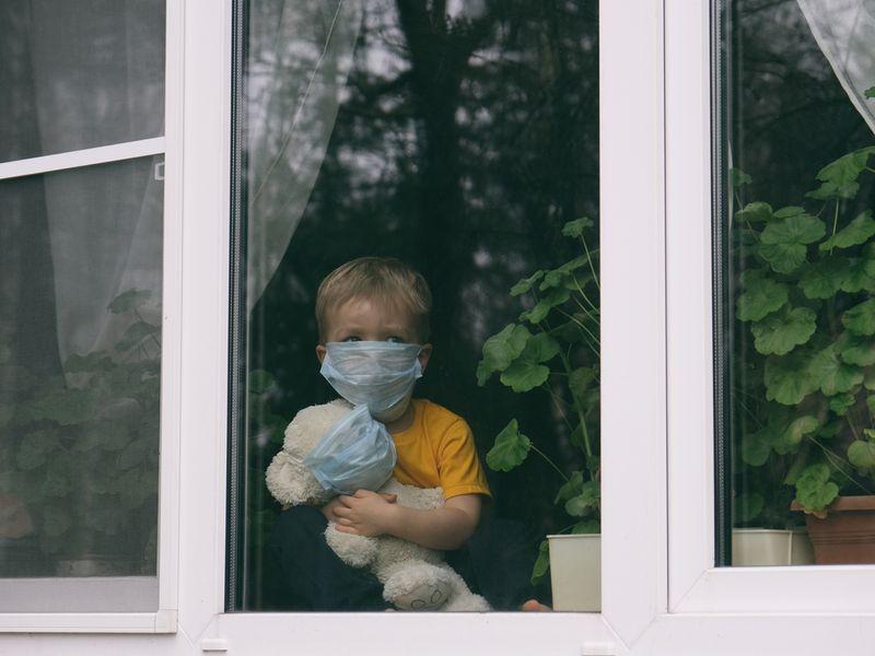 Quarantine with kids